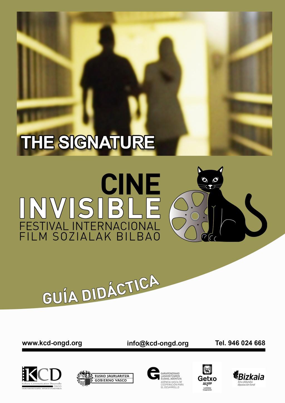 Portada The Signature cast_1606726221643.jpg